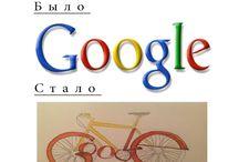 леттеринг / шрифтовая композиция на известный логотип