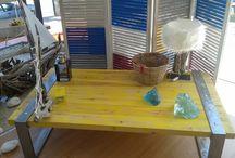 Τραπέζια / Πάντα κοντά στη φύση...