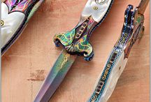 Knifes , Daggers , Swords