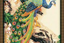 птицы для рисования