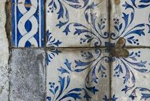 Dutch tiles of Delft