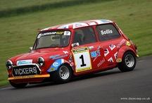 Classic Race Cars / by Marc Otzmann