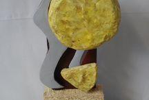 Trofeos Personalizados / Diseñamos y elaboramos artesanalmente trofeos para todo tipo de eventos. Contacta con nosotros: jesusmonjellanes@gmail.com Web: www.joyeriamonje.com