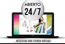 Tiendas virtuales / creacion de tiendas virtuales