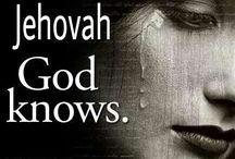 My Spiritual Inspiration - Jehovah.