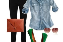 Perfect looks and outfits / Looks perfeitos, minimal, comfy, lindos, modernos