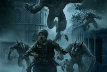 Horror/Sci-Fi / by Carlos Padilla