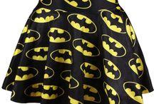 Batman clothes