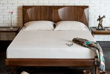 beds | Aristeu Pires / Modern Brazilian bed. Luxury and design combined