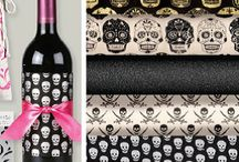 Happy Hallo-wine! / Fun Halloween party ideas.