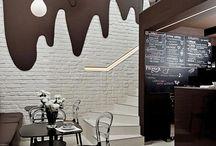 interior chocolate
