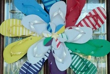 Crafts - signs & wreaths