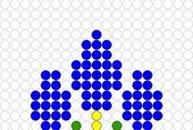 kralenplank lente