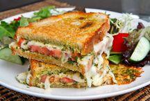 Delicious Sandwiches ♥