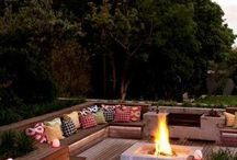 Outdoor - Seating areas