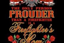 FIREFIGHTER / by Carolann Cordrey-Abbate