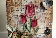 Mixed Media / MM inspiration / by Gerrina Poncin
