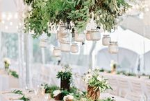 Guy's wedding flowers