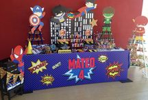 justice league stall