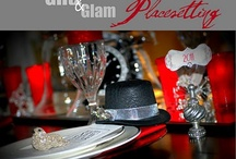 New Years Eve Glitz and Glam / New Years party ideas and tips / by Brandy Ketler Simply Creative Printables