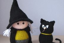 Halloween & Humor / Discover our fun and spooky Halloween inspired knitting and crochet patterns and find the perfect project for this year!