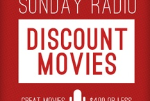 Saving Money at the Movies / Coupons, offers, and discount programs / by Celebration! Cinema