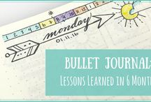 Bullet Journal Inspiration / For my students and fellow bullet journal users - this is a space for us to share inspiration and ideas!
