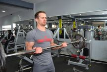 Mens Activewear_Grey Fitted Tshirt / The FireFitness Grey-Fitted T-Shirt is the ultimate fitness wear with adaptable fit and comfortable materials which gives a supreme fit through out any workout.  Raglan Sleeve Multiple stretch fitting Slim fitted tshirt Printed FireFitness front and Chest logo