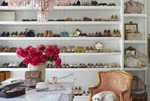 """Closets and dressing rooms / Vestidores y armarios para soñar 