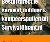 Outdoor & Survival Gear