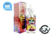 Carnival Juice Roll Upz / Carnival Juice Roll Upz is a premium ejuice brand with two ejuice flavors of Blue Raspberry Cotton Candy and Berry Lemonade. Manufactured by Juice Roll Upz, the Southern California company offers the exclusive ejuice collection in 60ml bottles. Forget about waiting for the carnival to arrive to town to enjoy these classic flavors, when you can enjoy them year round.  https://www.ejuicevapor.com/collections/carnival-juice-roll-upz