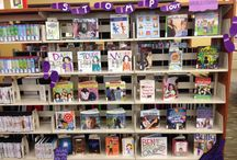 Youth Services Displays