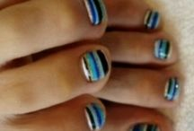 Nails / Nail Art for me to try! / by Melinda Lowrey