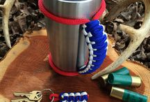 Yeti Paracord Handle Grips / http://ebay.to/23kYnxt / by Ginga's Galleria Fashions
