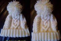 Pletená súprava - knitted suit / Moje ručné práce