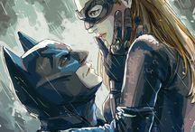 Marvel,DC comics,Animes & Disney!