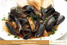 The perfect way to cook #frozen #mussels