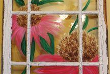 Door & Window  Crafts / by Amanda Minden