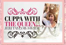Cuppa with the Queen by Jeri Taylor-Swade