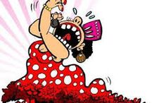 flamencas divertidas