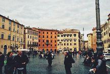 Iphone photos. / Rome, Germany, photos taken personally