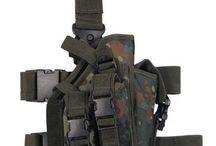Militärische Pistolenholster / Militärische Pistolenholster / mehr Infos auf: www.Guntia-Militaria-Shop.de