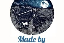Designer-maker interviews / 'Made by' is a series of interviews with designer-makers, published on the say it blog.