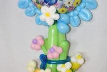 Arte com Balões / Decorações em geral e arte com Balões