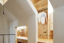 Interiors- white+wood