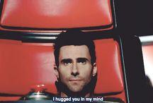 Adam Levine and Maroon 5 <3