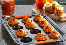 Muffins / Savoury muffins