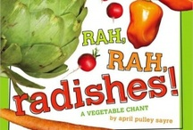 Picture Books about Food / Books for preschoolers about food, nutrition, and gardening!