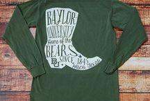 Baylor Bound / by Hannah Paduch