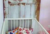 Amelias bedroom
